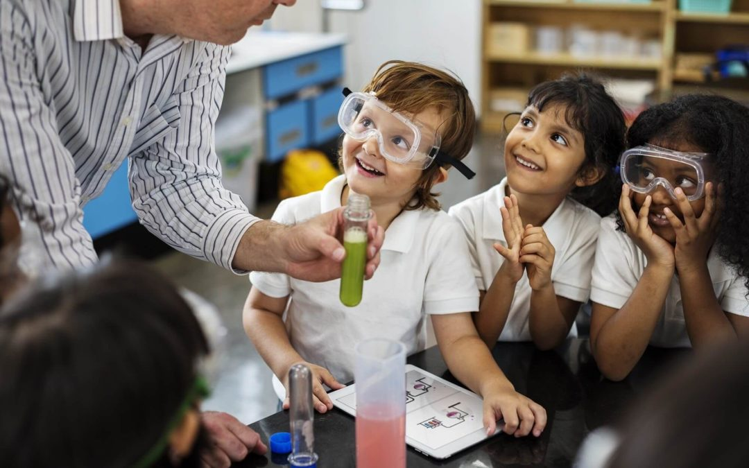 Build your school's reputation while actively bridging the STEM gap