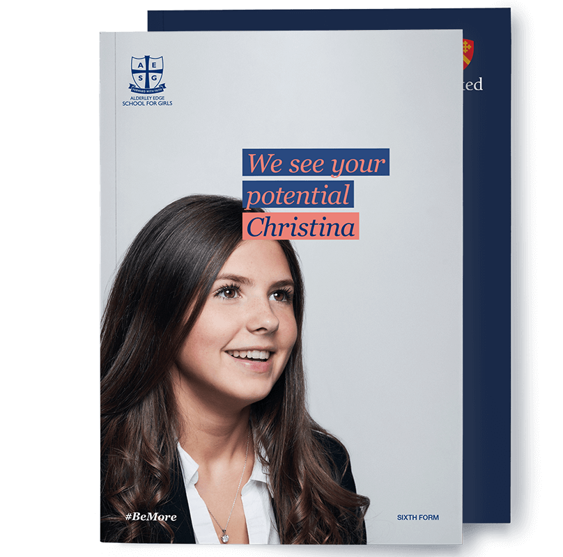 Unify Schools Prospectus Example - Alderley Edge