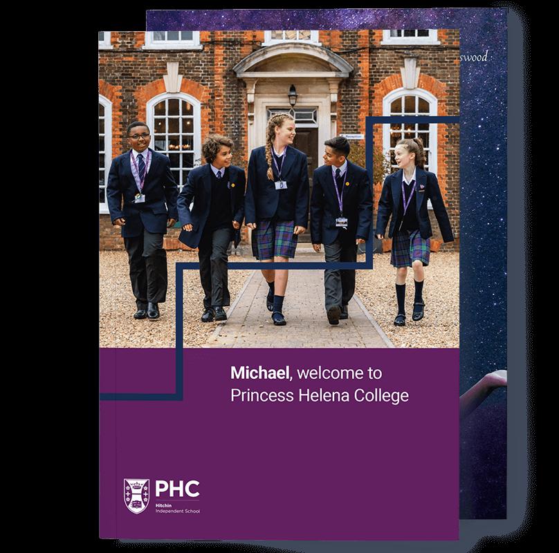 Unify Schools Prospectus Example - PHC
