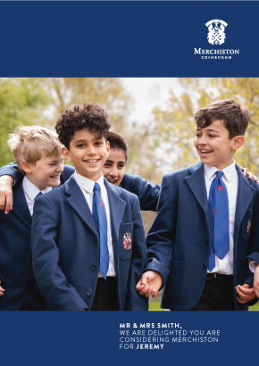 Unify Schools Merchiston Junior for Parent Prospectus